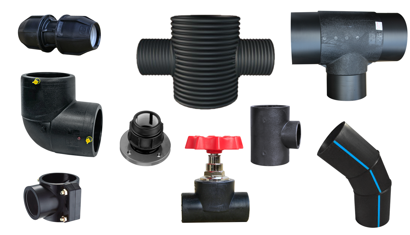 PE Fittings HDPE