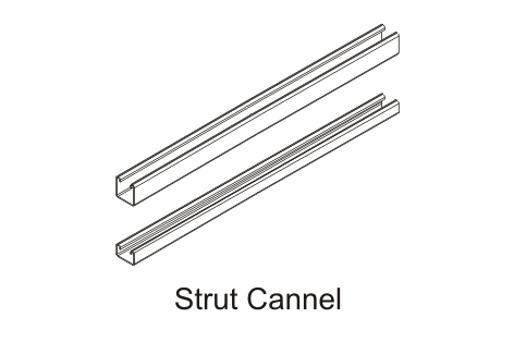 Strut-Channel